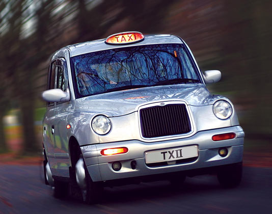 © LTI Limited reproduced with permission. Fairway and TX shape is a registered design. Fairway™, TX™, the LTI device, the LTI logo and the London Taxis International logo are all trademarks of LTI Limited.