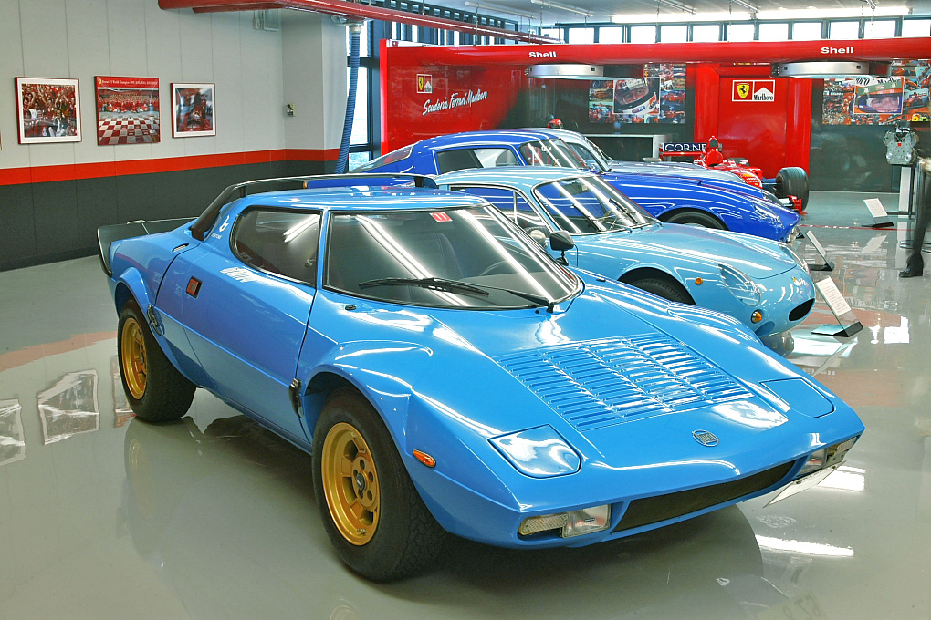1970 Lancia Stratos Hf Zero Diary Of A Mad Natural Historian
