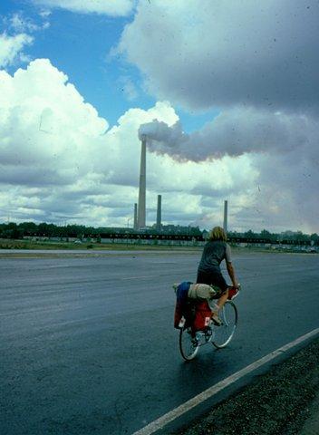 Nickel Plant - Canada  1974